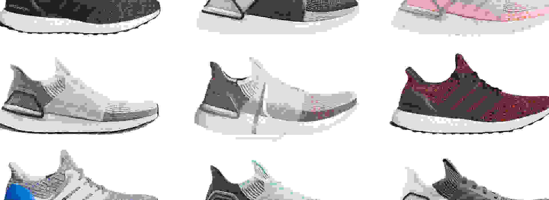 difference between ultra boost and pure boost