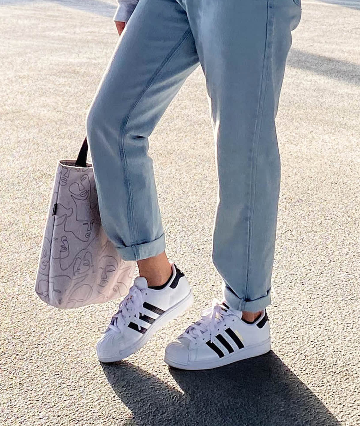 Outfits to Wear with adidas Superstars