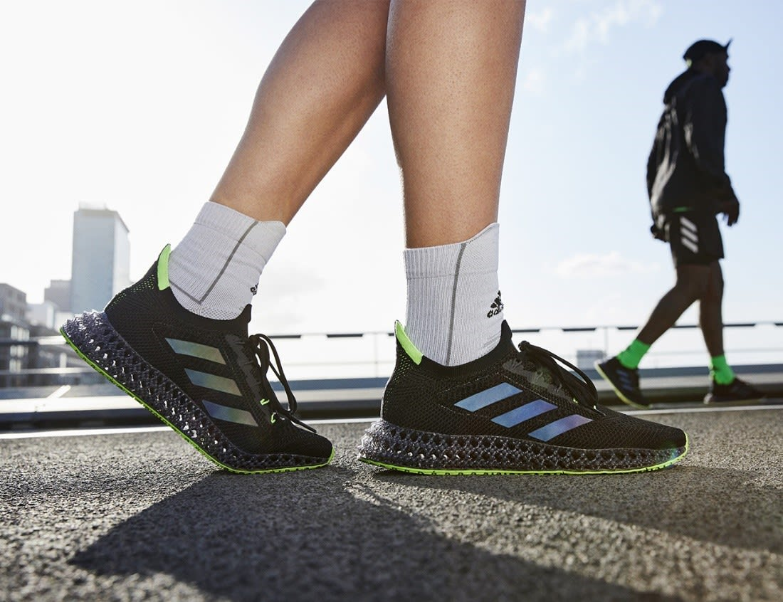 Vệ sinh giày adidas 4D