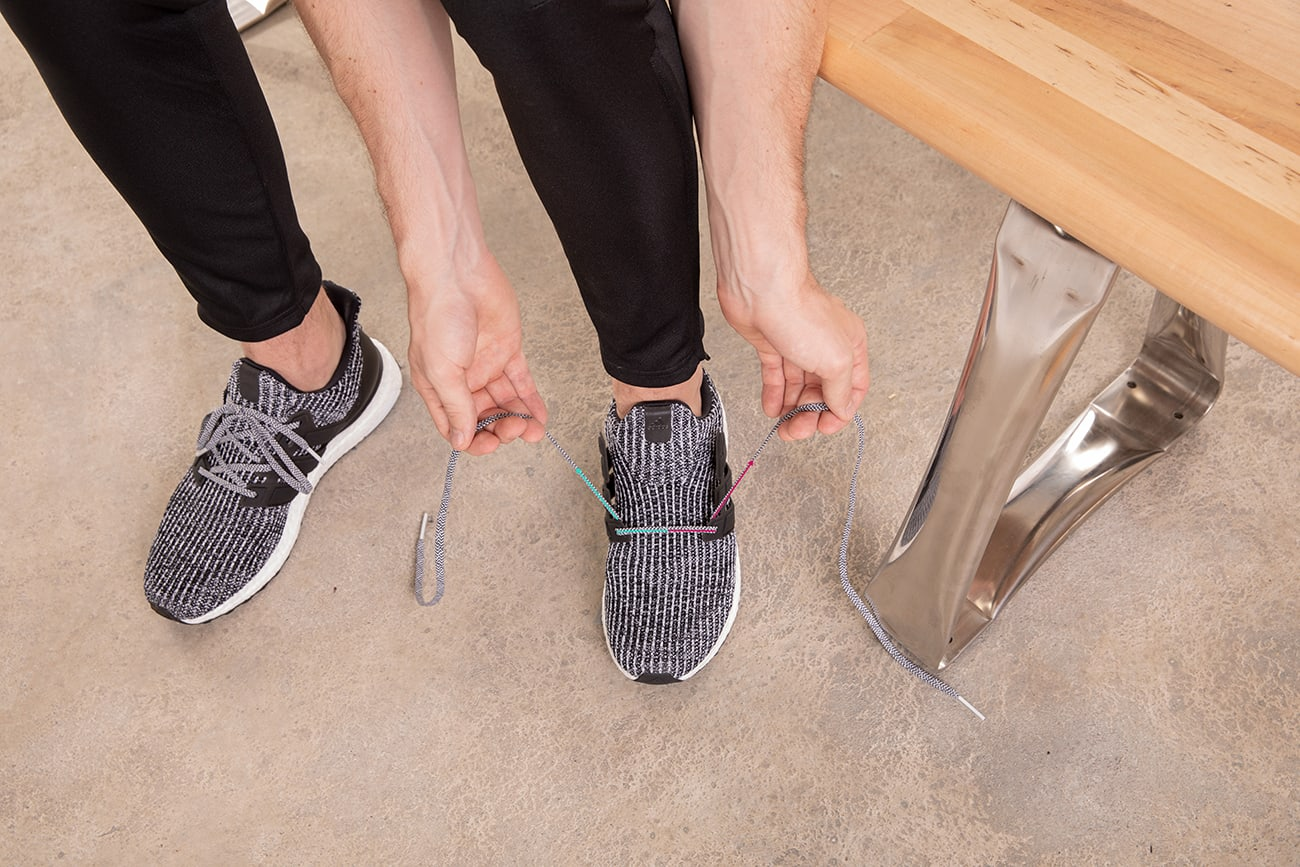 how-to-gap-lace-running-shoes-step1