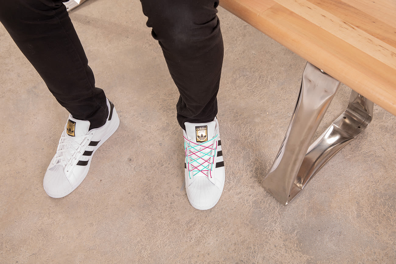 6 Creative Ways To Lace Up Your Sneakers With Instructions