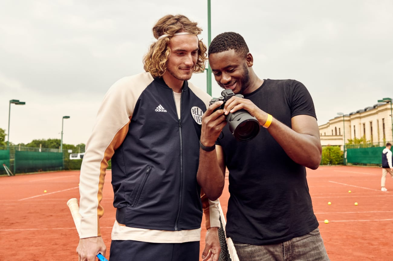 Stefanos Tsitsipas Believe In Doing What You Can T