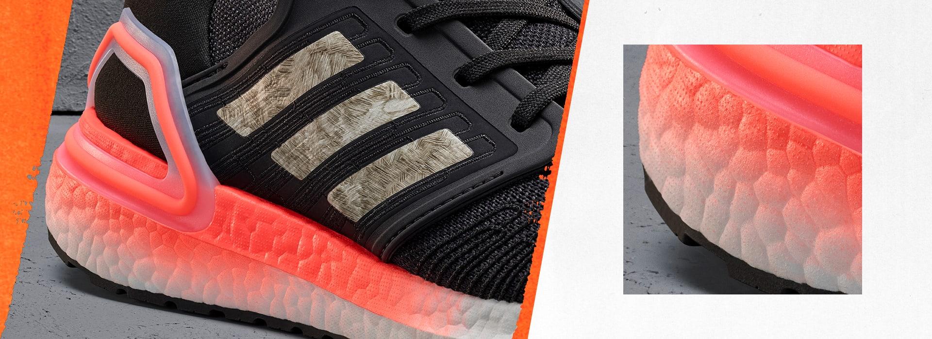 Technologie w butach adidas – o co w nich chodzi