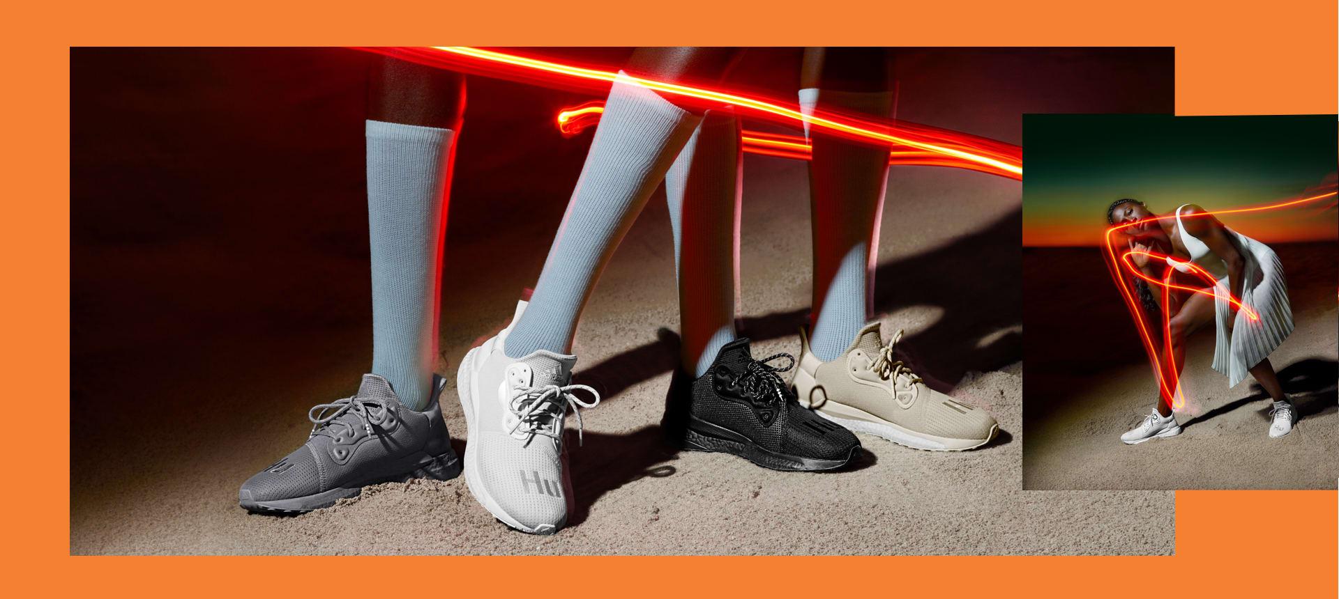 Adidas HoliFr Collection Hu OriginalsPharrell Williams 0wXNn8POk