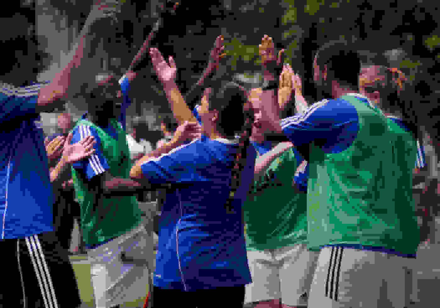 adidas football collective x Common Goal