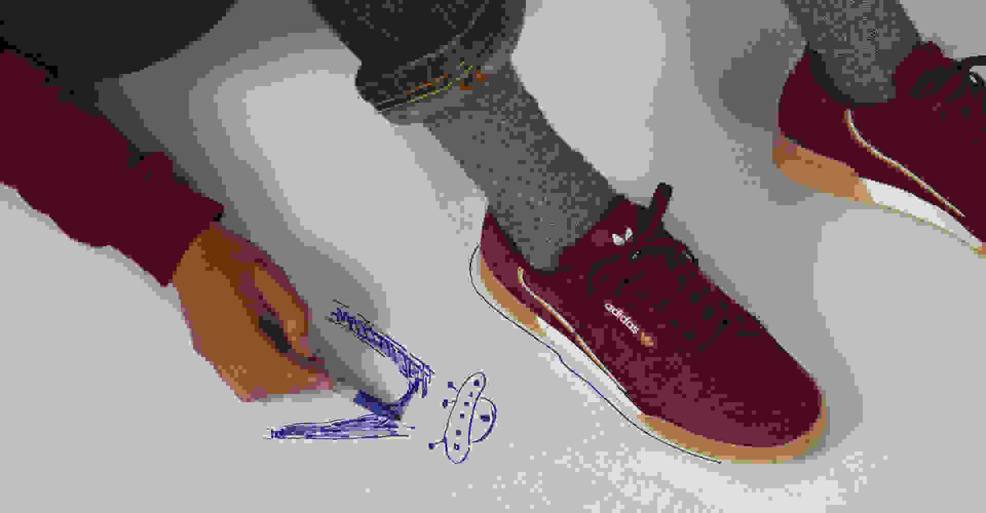 ADIDAS ORIGINALS CONTINENTAL 80 SS 19 Sneakers For Men