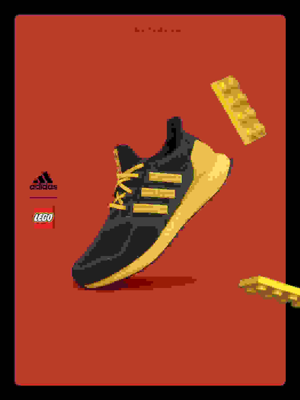 adidas and the LEGO Group Ultraboost footwear
