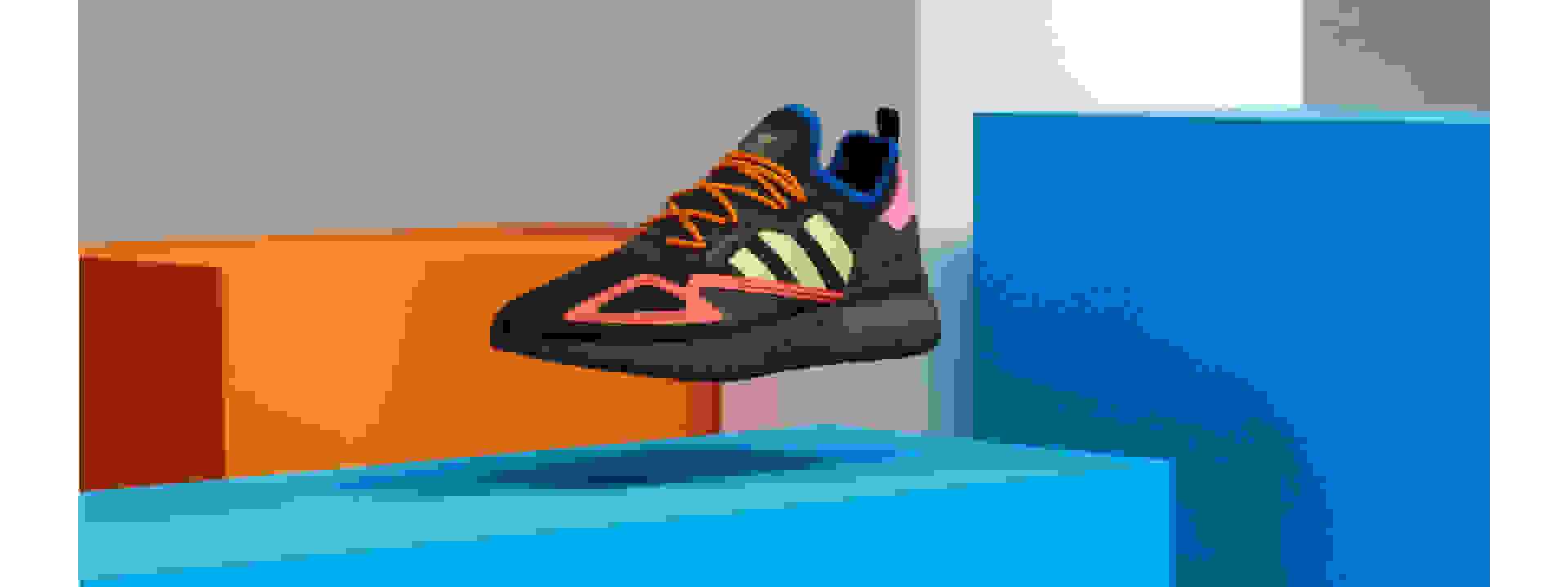 Virtual tease of the new exclusive Pusha T footwear collection