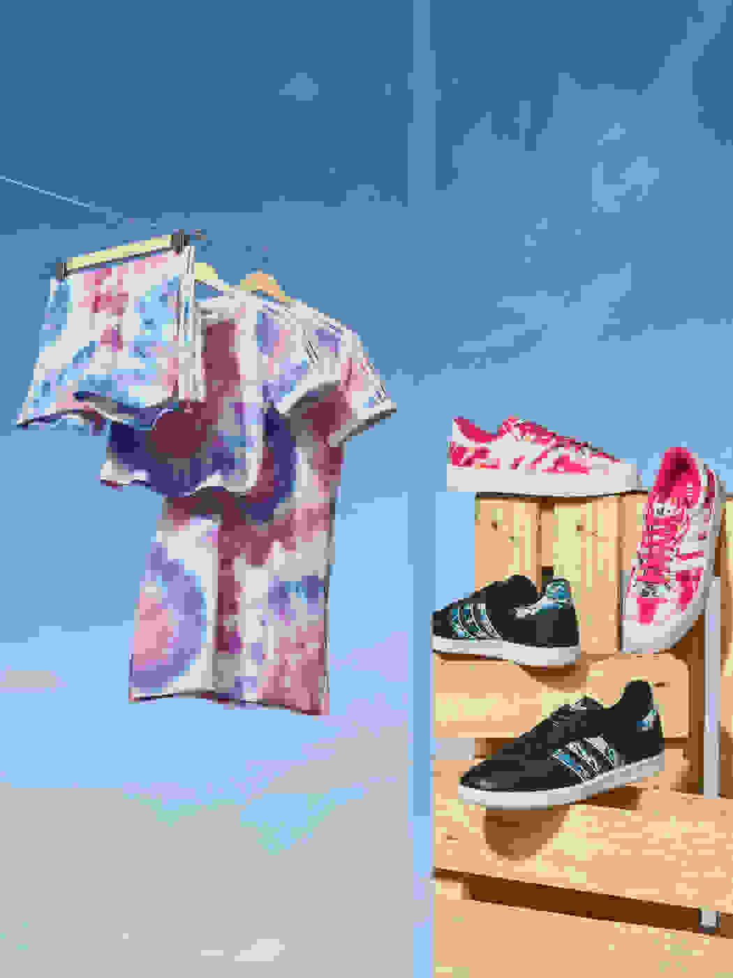 TIE DYE, FTW and Apparel