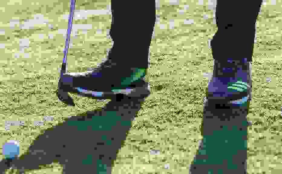 zapatos de golf adidas chile