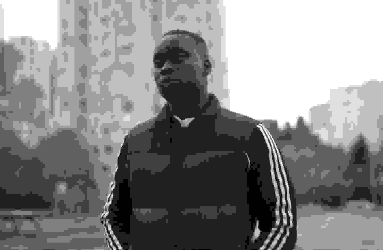 Image showing a portrait of a Assane Thiam in Paris