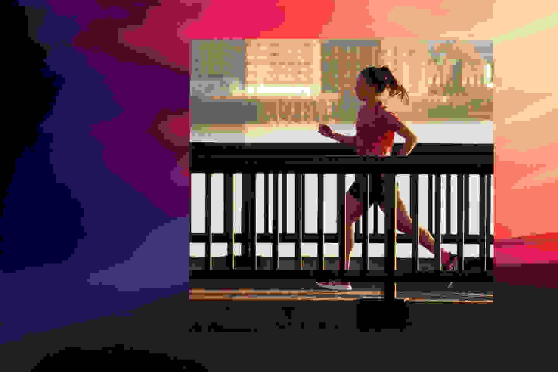 adidas virtual running hub community
