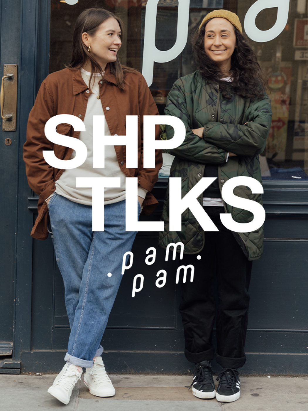 SHPTLKS episode with Pam Pam