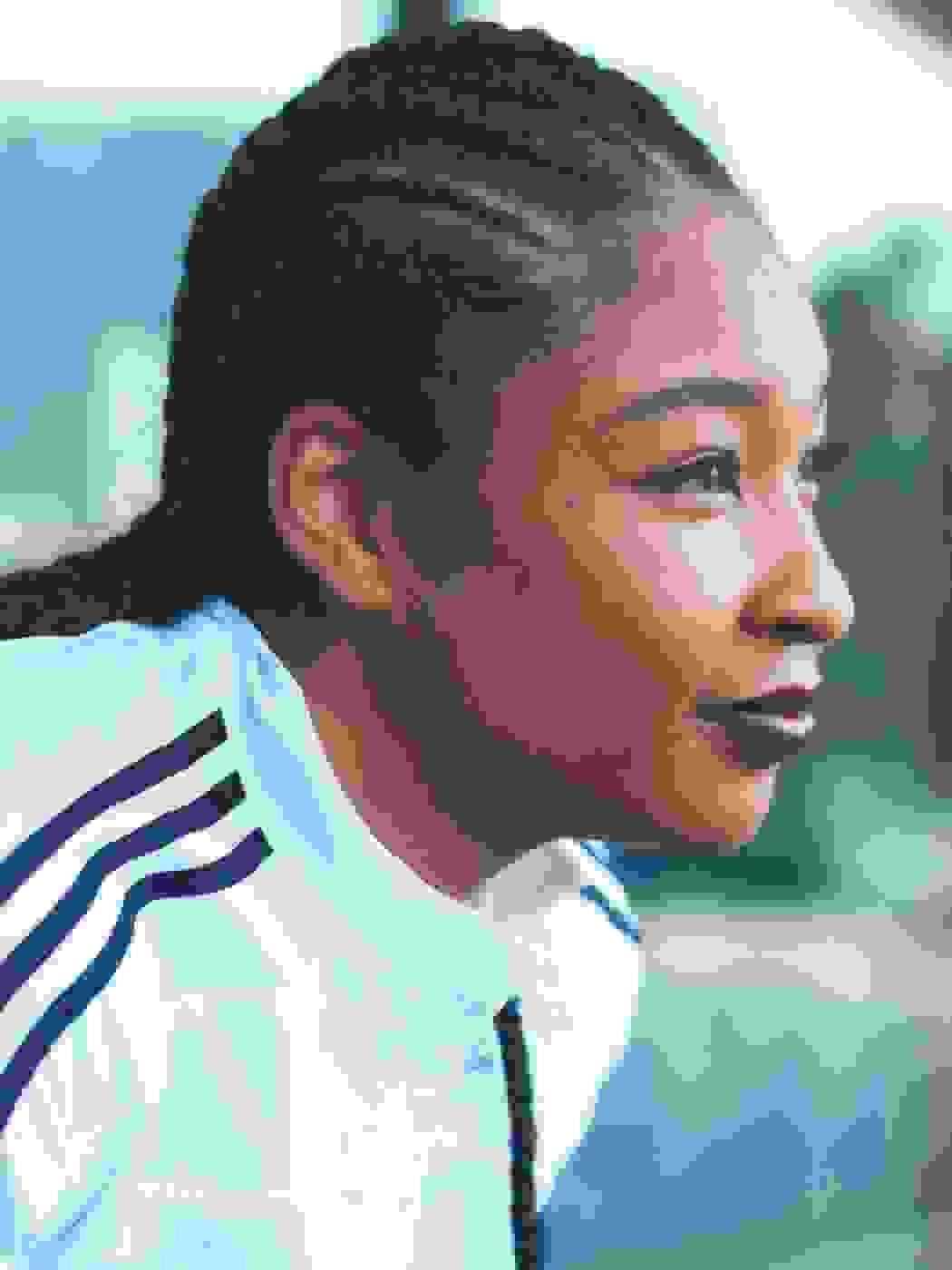 An image showing a portrait of Monica Okoye
