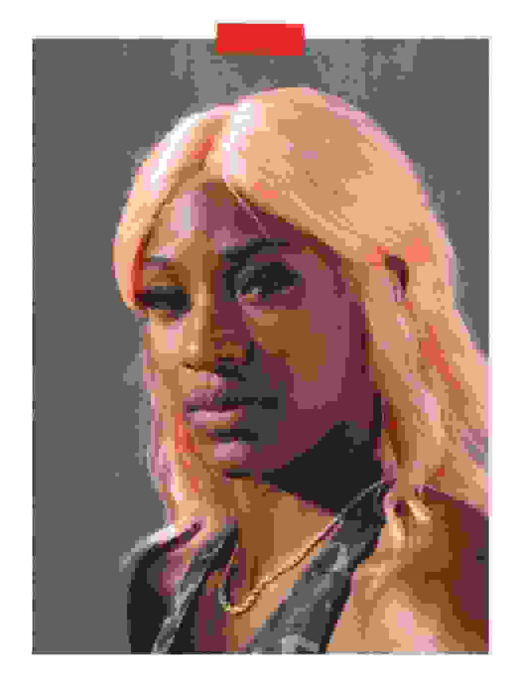 An image showing a portrait of Shaunae Miller-Uibo