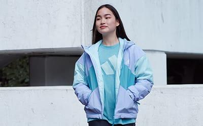 adidas Women's Windbreaker Jackets