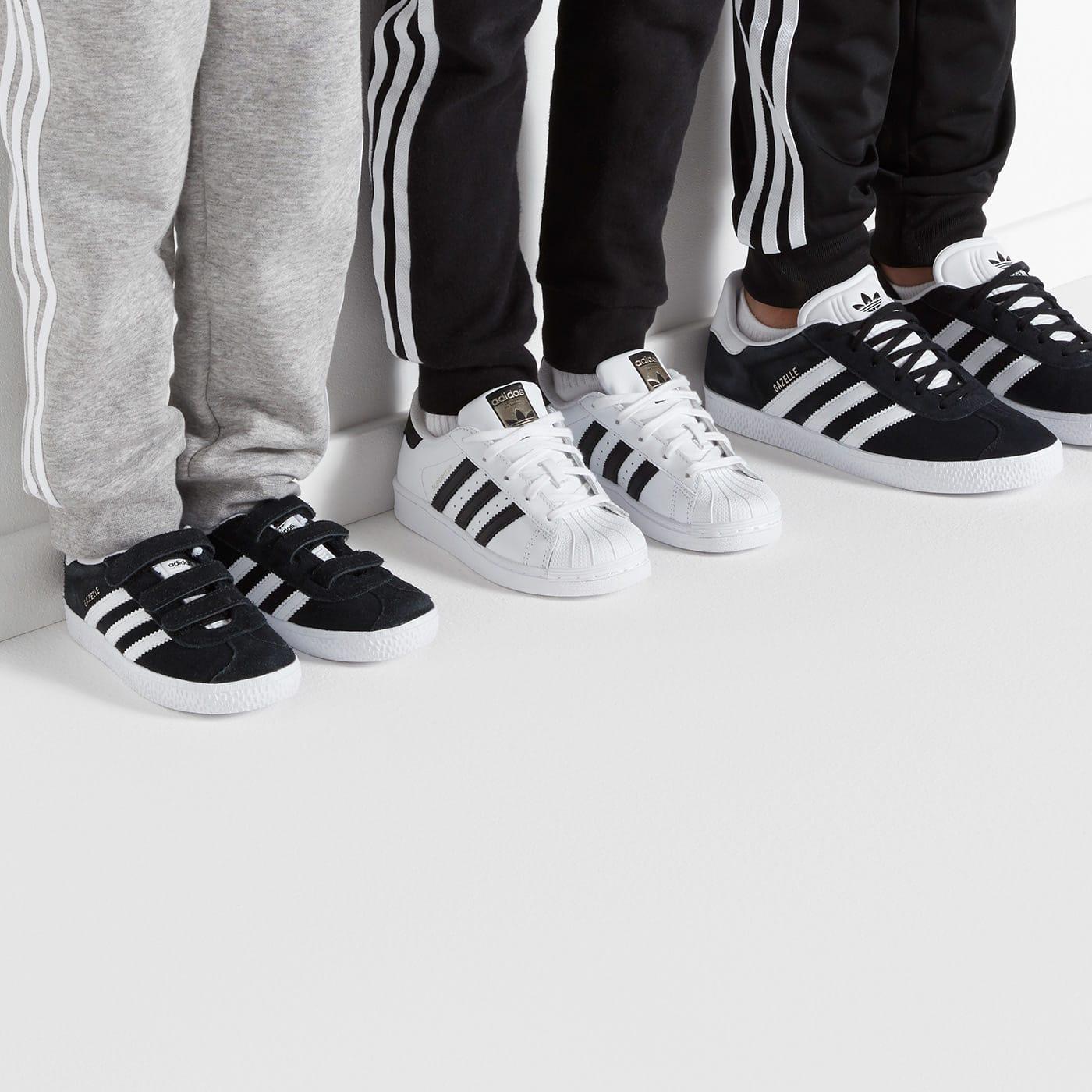 new arrival 84330 b4a81 Børnesko adidas officiel butik