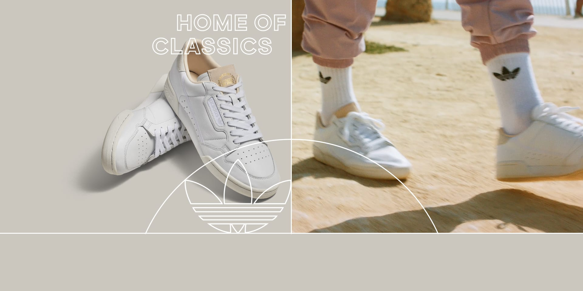 Monter lejlighed Adidas Sneakers Sko Dame Adidas Originals