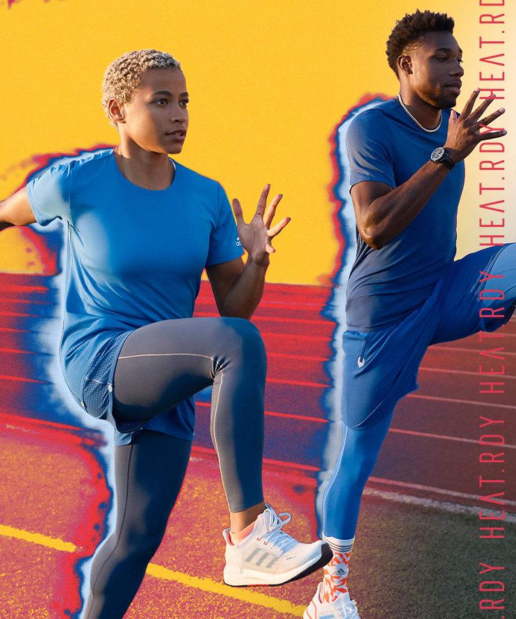 superfin Ny stil Pharrell X G Adidas NMD Hu Kina Eksklusiv
