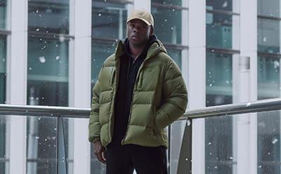 adidas Winter Jackets
