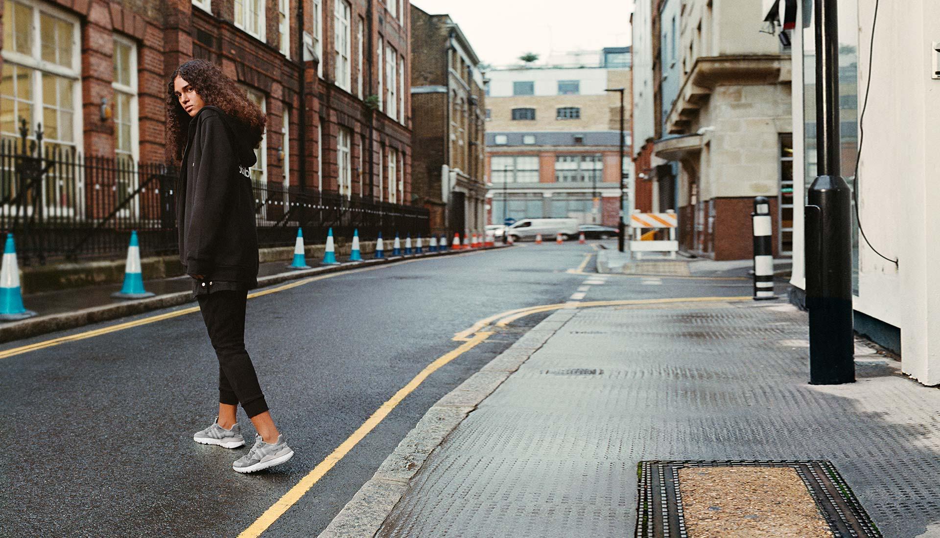 adidas Originals Nite Jogger (womens)   Joggers womens