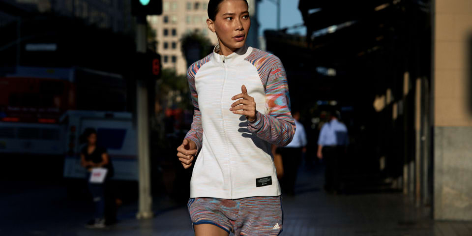 super popular 709bb effd7 adidas x Missoni – bald erhältlich