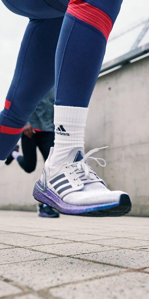 Lange Adidas Socken mit leggins? (Outfit)