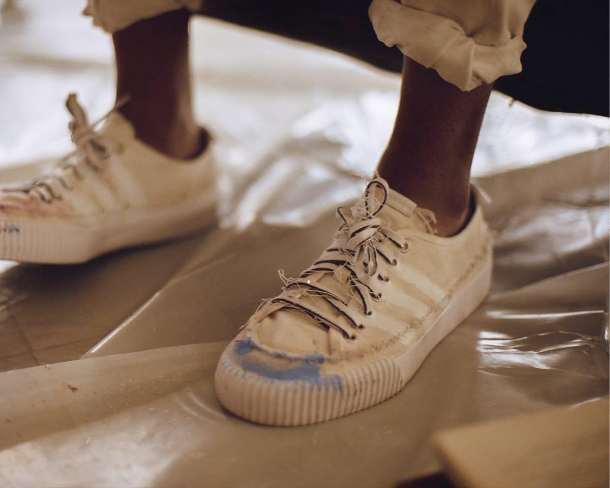 Donald Glover and adidas Originals