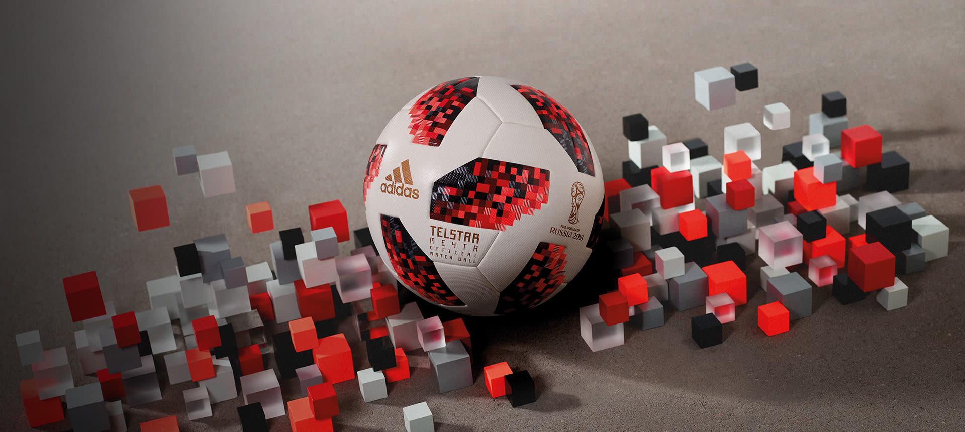 84aae31f1103f OFFICIAL MATCH BALL. 2018 FIFA WORLD CUP™