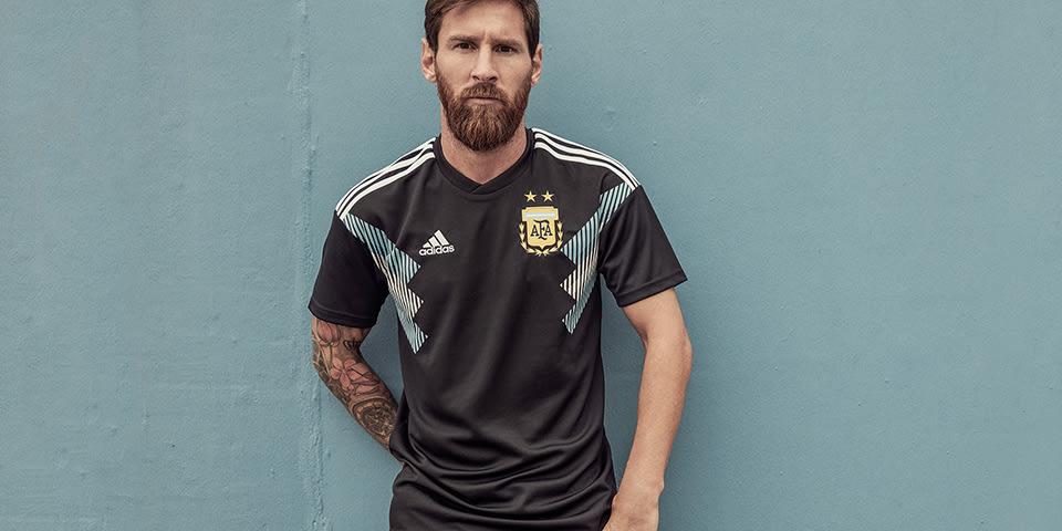 fa3a857e8d6 Argentina National Team 2018 FIFA World Cup trade