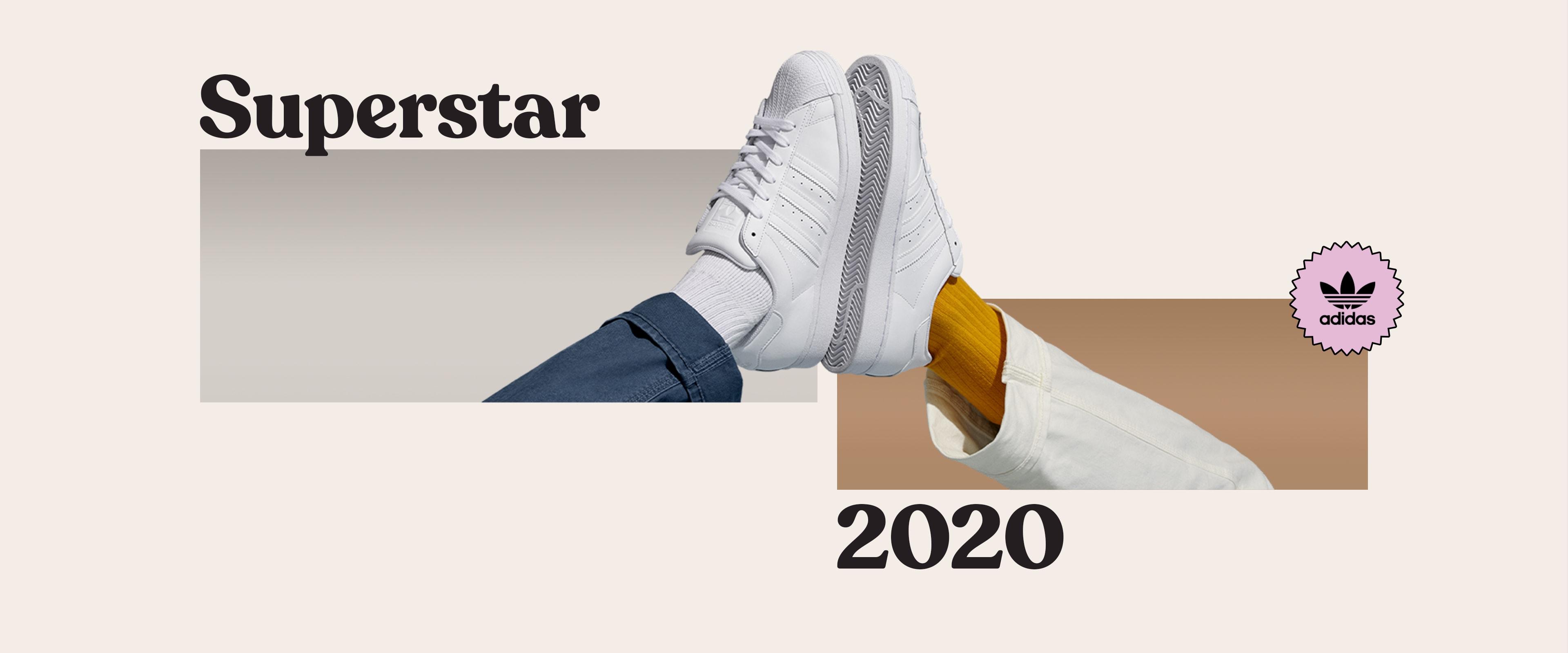 esperanza pirámide Especificidad  SUPERSTAR 2020 | adidas CA