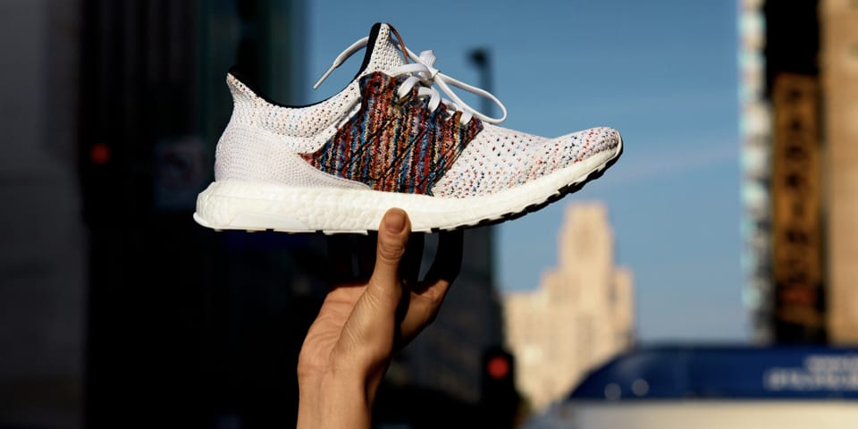 on sale bc2df ba82a adidas x Missoni is now available
