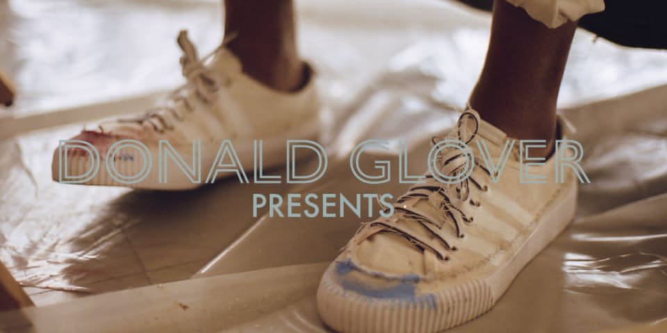 the best attitude c6fdc c5cce DONALD GLOVER PRESENTS