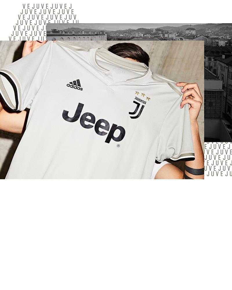 09bbe440d7c Experience the Juventus 2018 2019 Season Kit