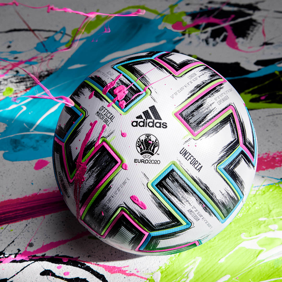 Football White Uniforia Pro Football