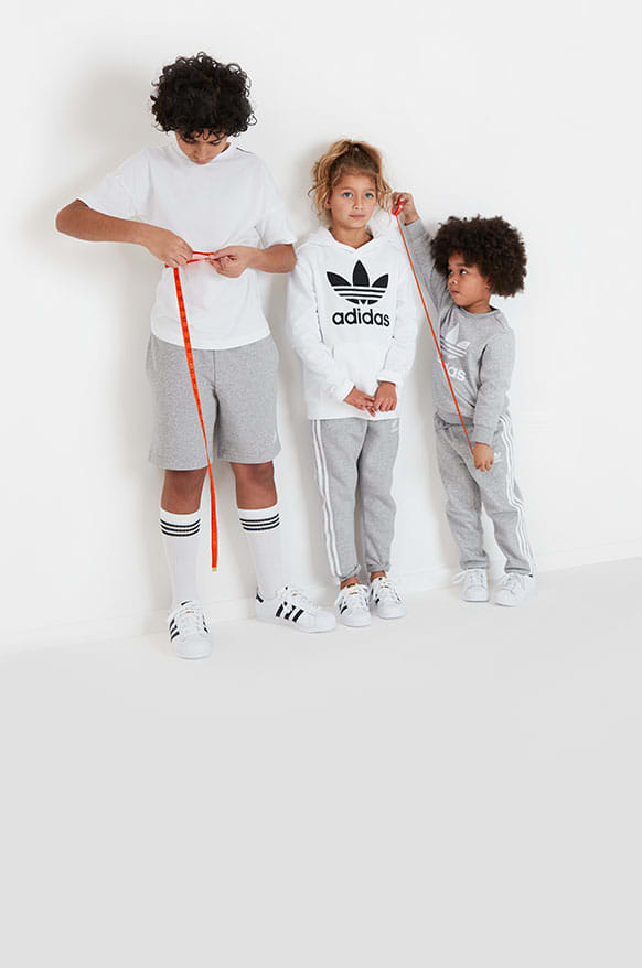 18dc67c847 Find Their Fit. MEASURE NOW · SST Tracksuit. New. Kids Originals