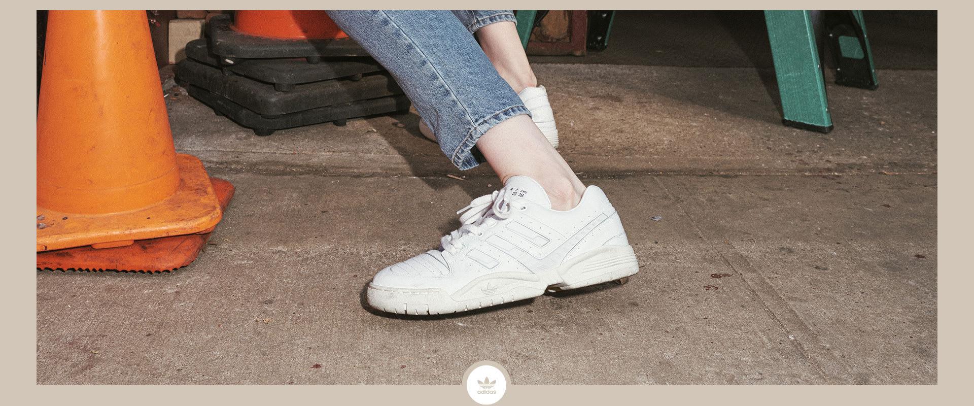 Adidas Torsion Comp (White) EE7375