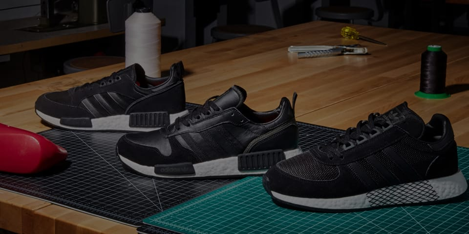 adidas Originals Never Made Pack Limited Men Sneaker Herren
