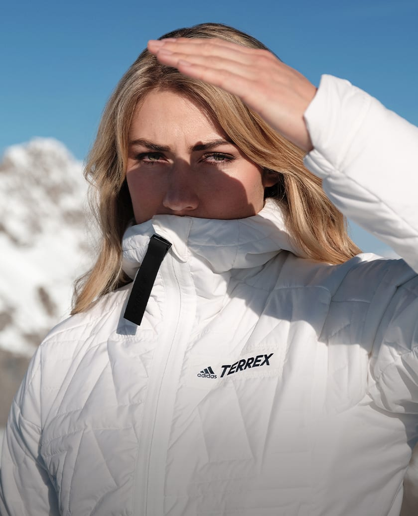 This is the TERREX Hiking range.
