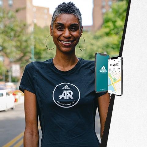 temerario apilar Mimar  Women's Running Tops & T-Shirts   adidas UK