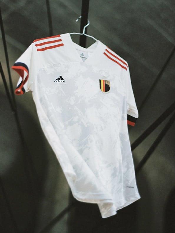 Spain Away jersey.