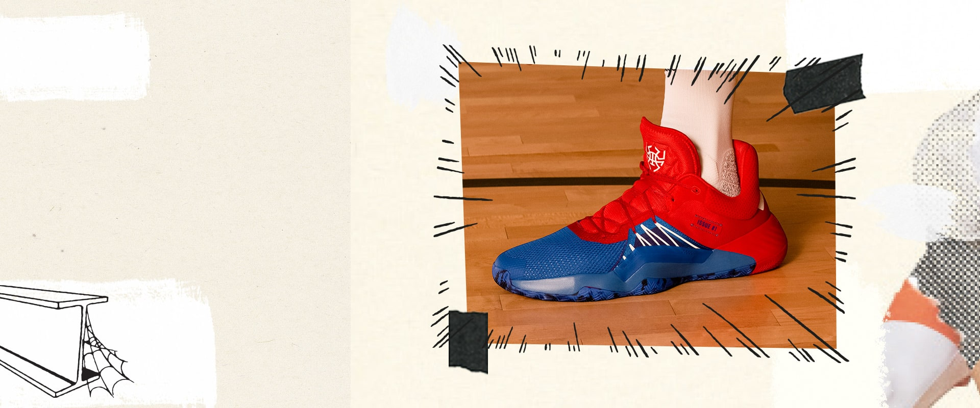 Basketball Shoes, Clothing & Accessories | adidas Basketball