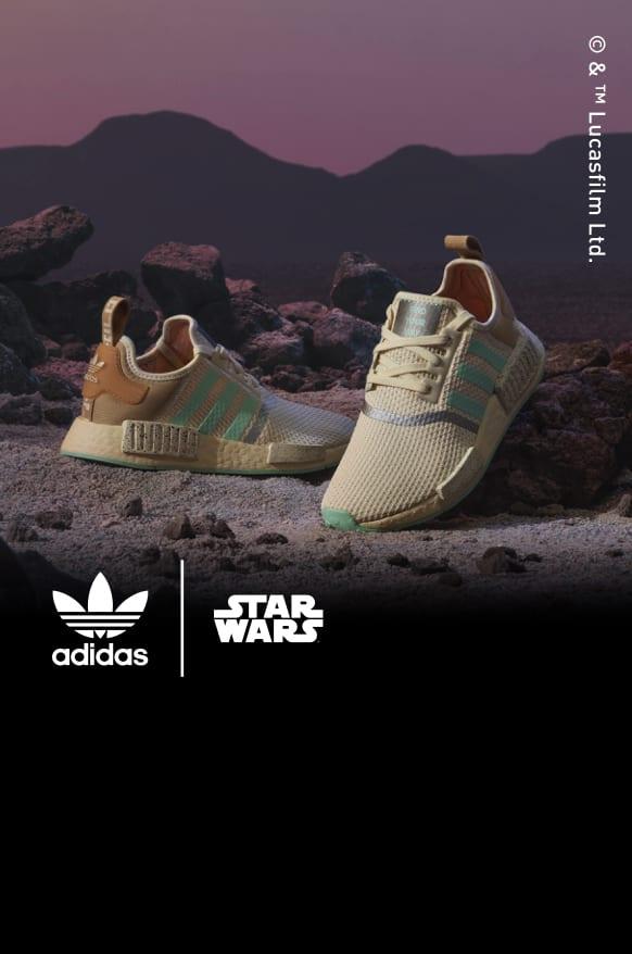 adidas Womens Sneakers, Slides