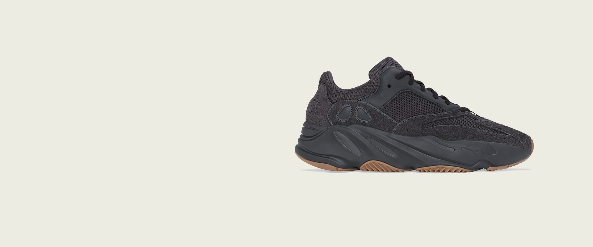 differently 5b476 a68e0 YEEZY BOOST 700 UTILITY BLACK