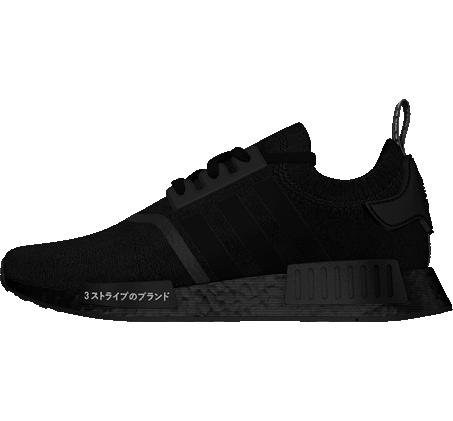 Triple Black NMD Shoes