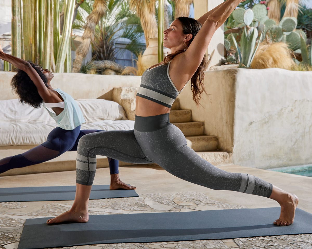 639f0bfe4 ADIDAS X WANDERLUST Yoga and Training Apparel