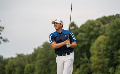 Dustin Johnson, world's top golfer, is shoe freak