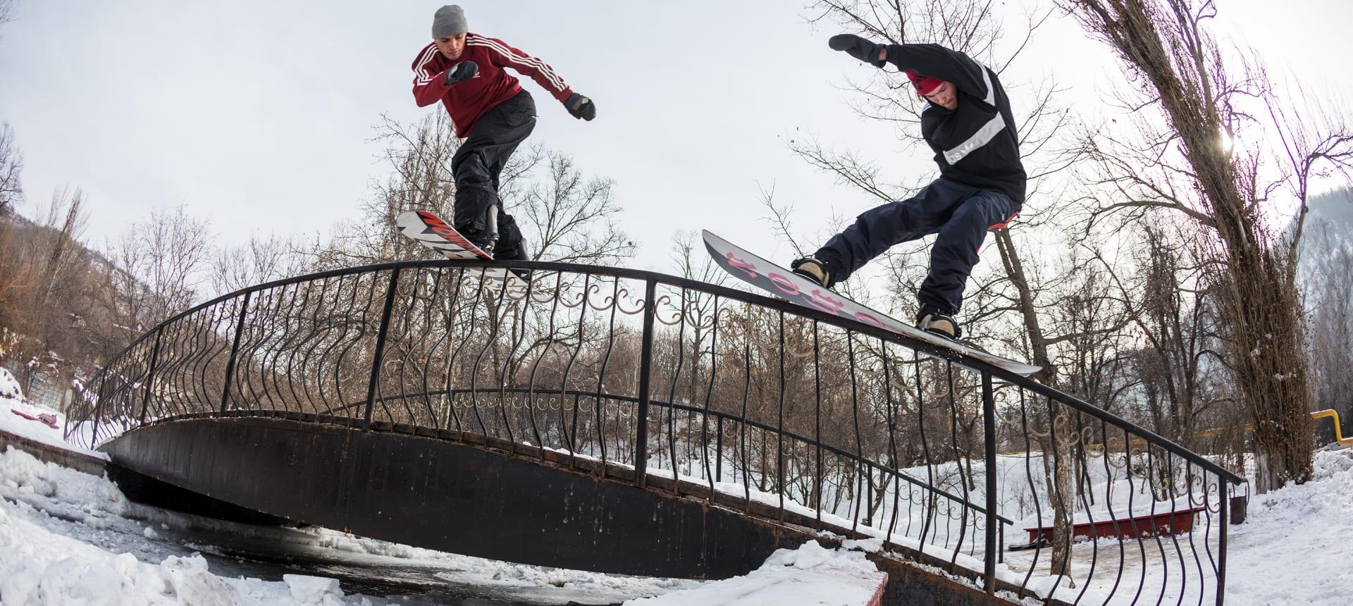 adidas Snowboarding Jackets, Pants, Boots & More | adidas US