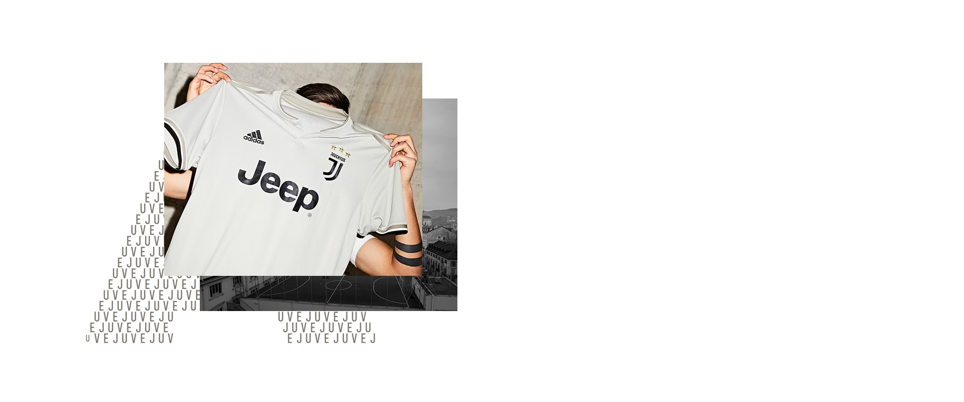 090c884f0 CREATE AWAY FROM HOME. Show your support on the road in the new pastel  colorway of the Juventus Away Jersey ...