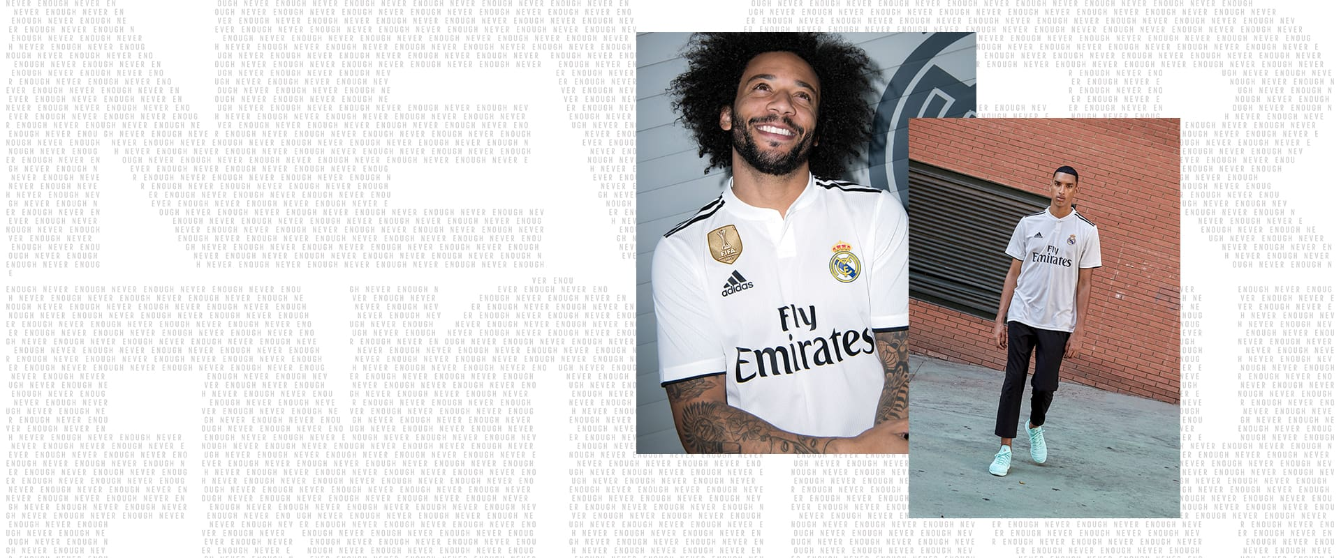 on sale bc99e b180d Experience the Real Madrid 2018/2019 Season Uniform | adidas ...